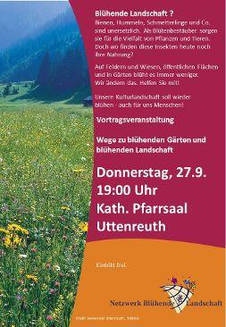 Plakat pestizidfreie Kommune