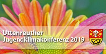 Uttenreuther Jugendklimakonferenz 2019