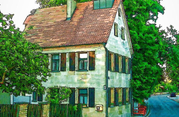 Cafébetrieb im Glockenhaus